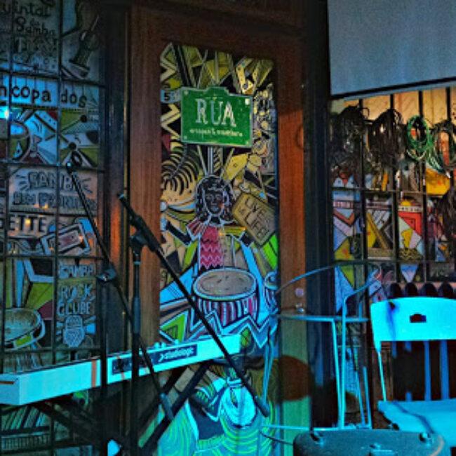 Rua Tapas&Music Bar