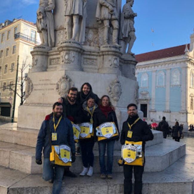 Chill-Out Lisbon Free Tours