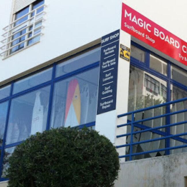 Magic Board Center