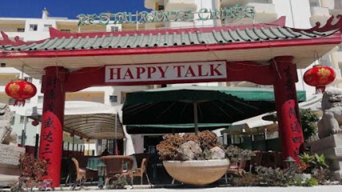 RESTAURANTE HAPPY TALK