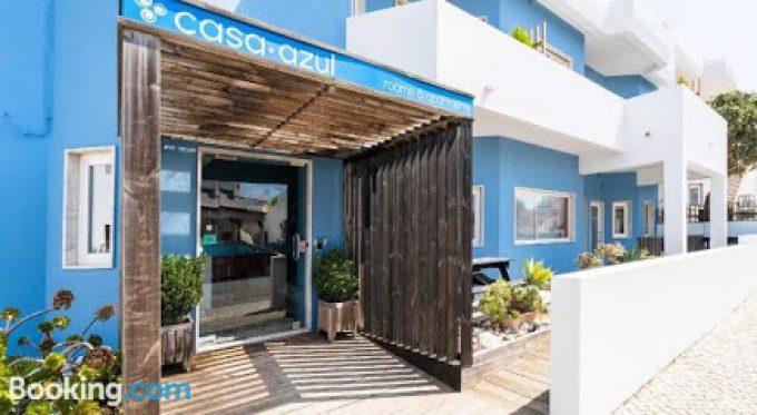 CASA AZUL SAGRES – ROOMS & APARTMENTS | HOTEL AT ALGARVE – PORTUGAL