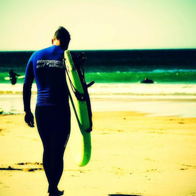 INTERNATIONAL SURF SCHOOL SAGRES