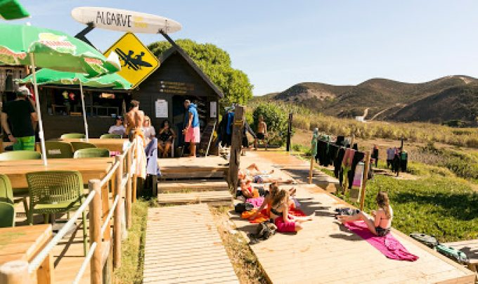 ALGARVE SURF SCHOOL