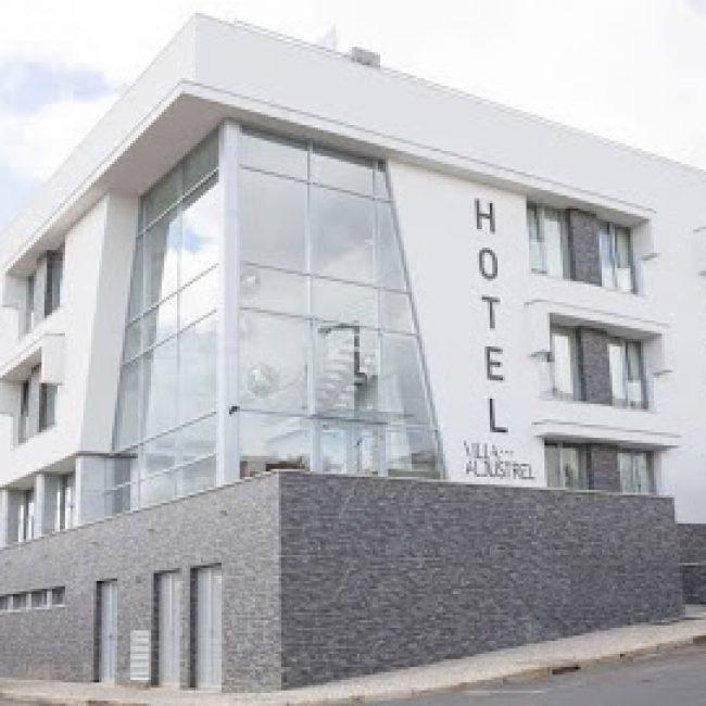 HOTEL VILLA ALJUSTREL