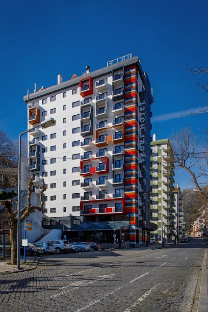 COVILHA PARQUE HOTEL