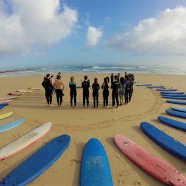 ESCOLA SURF PENICHE