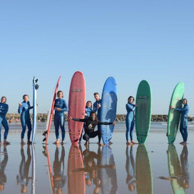GOTA D'ÁGUA SURF CAMP