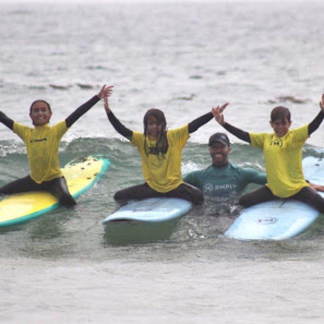 LINHA DE ONDA – SURFING SCHOOL – PORTO
