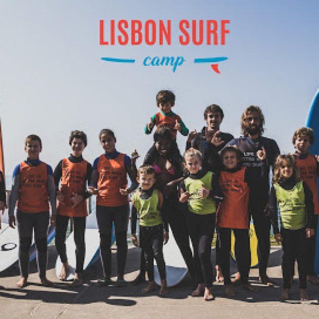 LISBON SURF CAMP