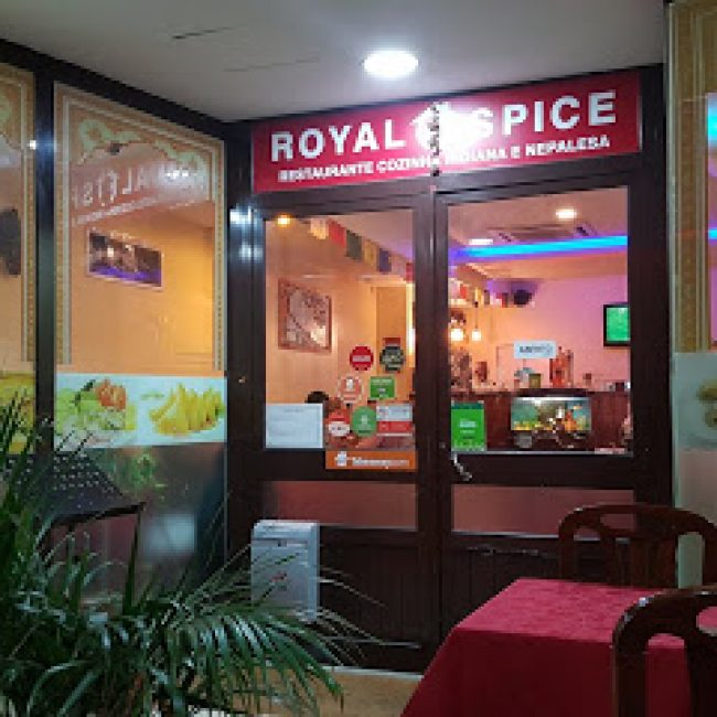 ROYAL SPICE RESTAURANTE