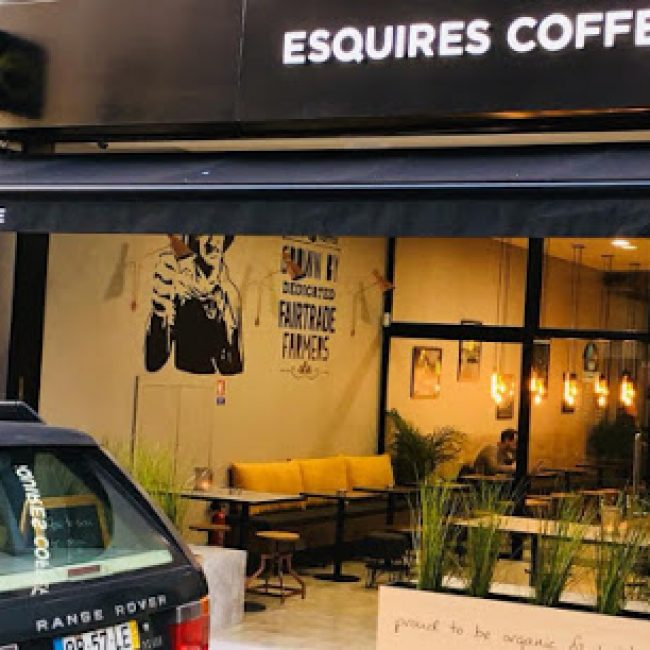 ESQUIRES COFFEE PORTO