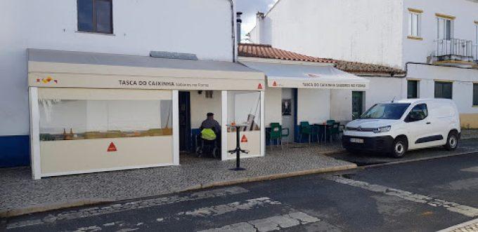 TASCA DO CAIXINHA