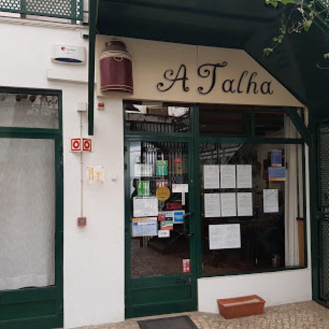A TALHA DE AZEITE