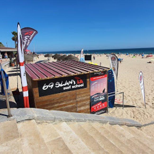 ESCOLA DE SURF 69 SLAM | 69 SLAM SURF SCHOOL