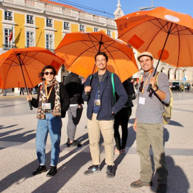 HI LISBON WALKING TOURS, FREE TOURS