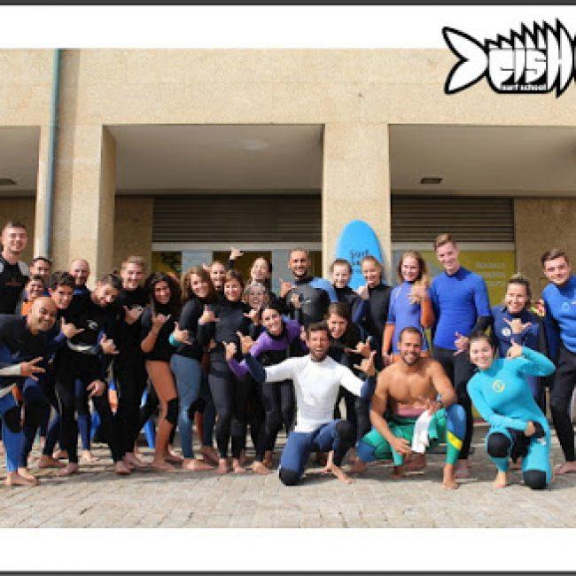 FISH SURF SCHOOL
