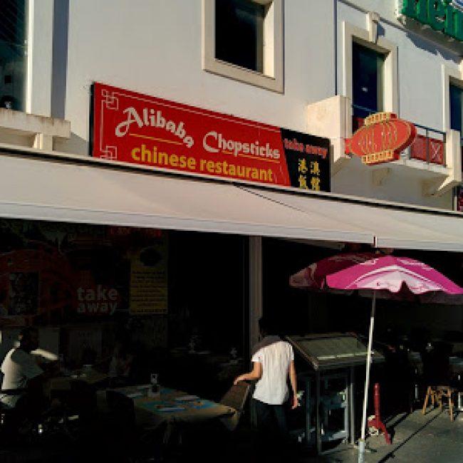 ALIBABA CHOPSTICKS CHINESE RESTAURANT
