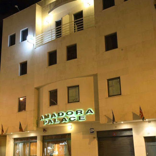 HOTEL AMADORA PALACE