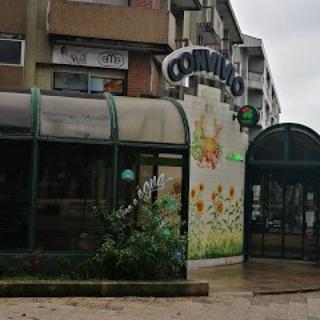 CONVÍVIO RESTAURANTE MARISQUEIRA FRANCESINHAS
