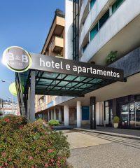 B&B HOTEL E APARTAMENTOS FELGUEIRAS