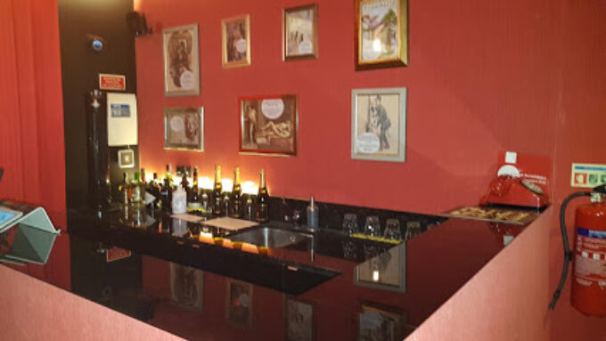The Lingerie Restaurant (Lisboa)
