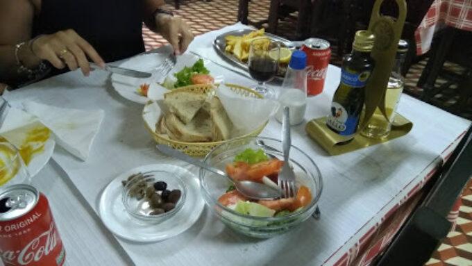 Restaurante Perola Ermidense