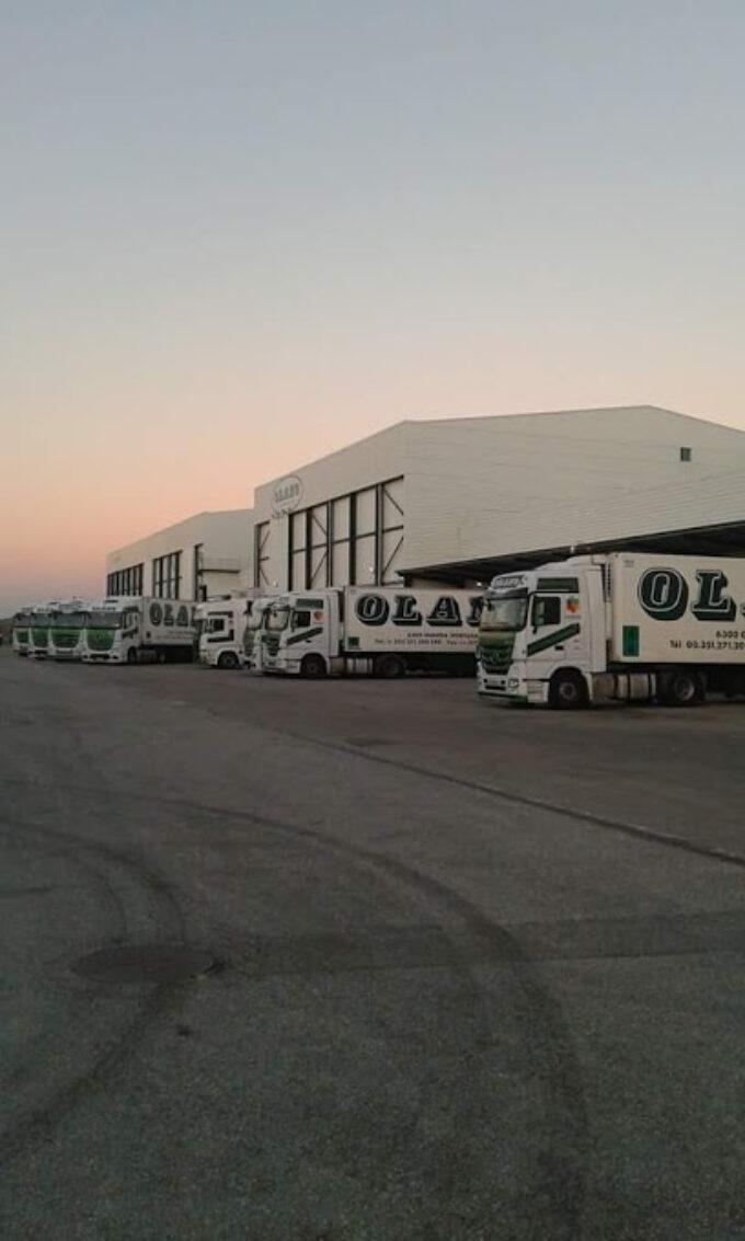 Olano Portugal - Transportes, S.A.