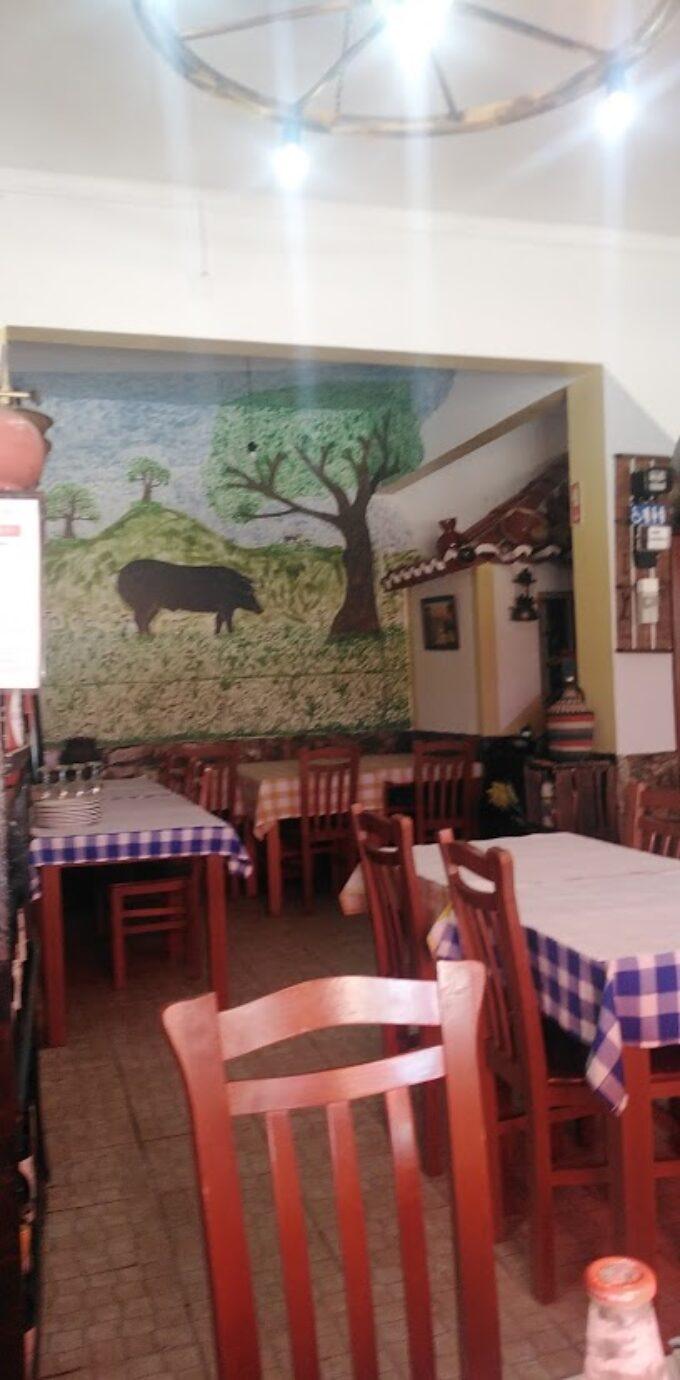 Restaurante Churrasqueira Pátio De Ourique