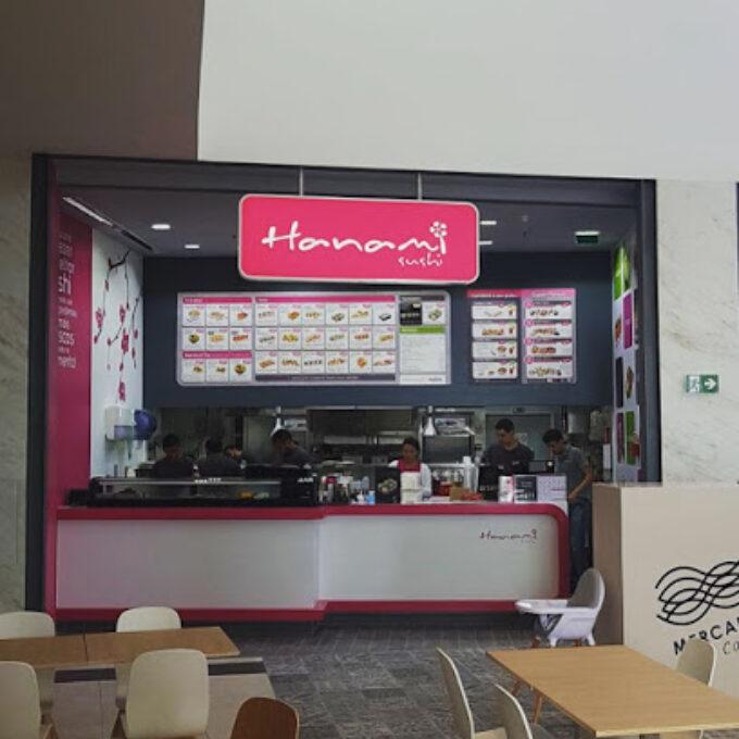 Hanami Sushi Forum Algarve