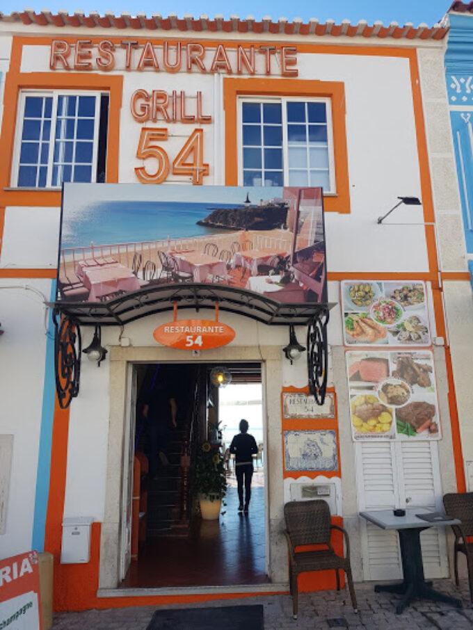 Restaurante 54