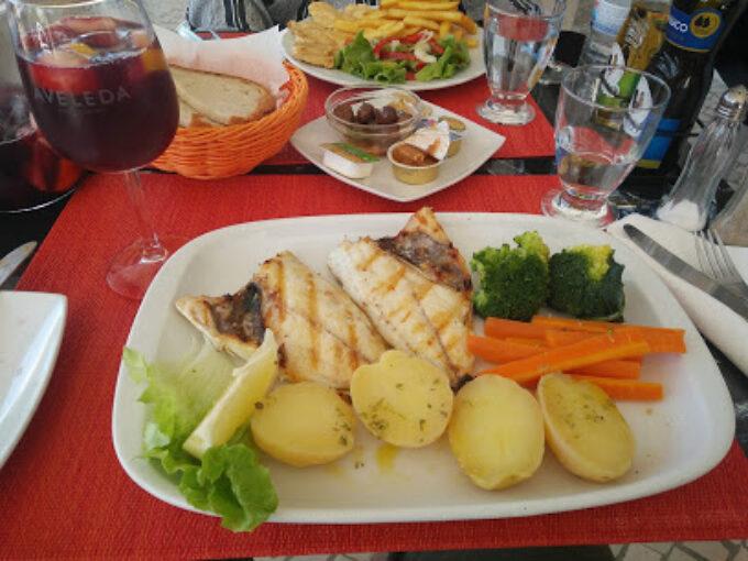 Casa Falésia - Restaurante Snack-Bar