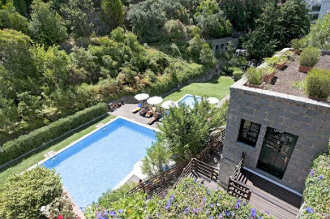 Villa Termal Das Caldas De Monchique Spa Resort