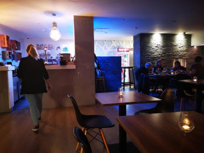 Restaurante Lux Lounge Bar