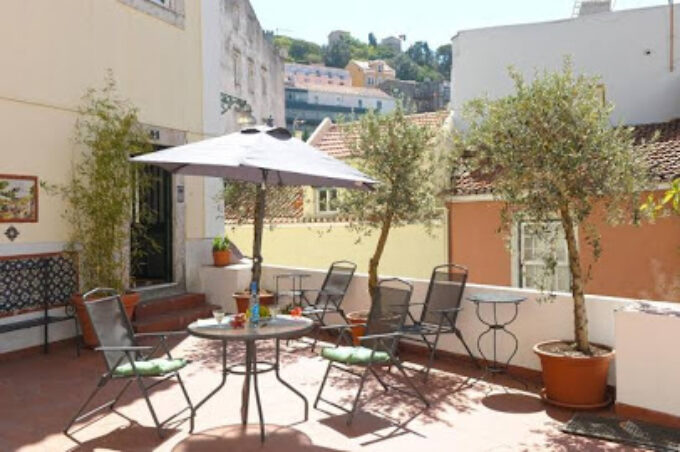 Costa Do Castelo Terrace