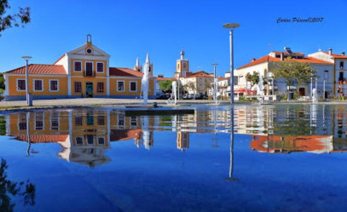 Posto De Turismo De Nisa