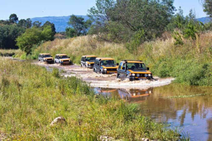 Algarve Jeep Safari Tours - You Drive/ We Drive