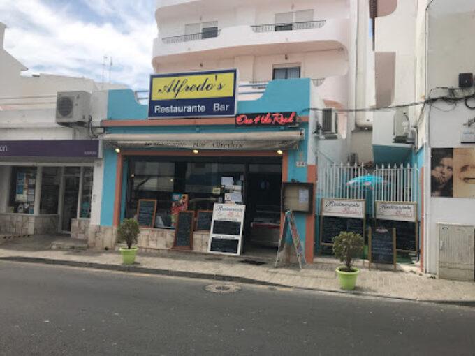 Restaurante O Alfredos - Chefe Pancadas