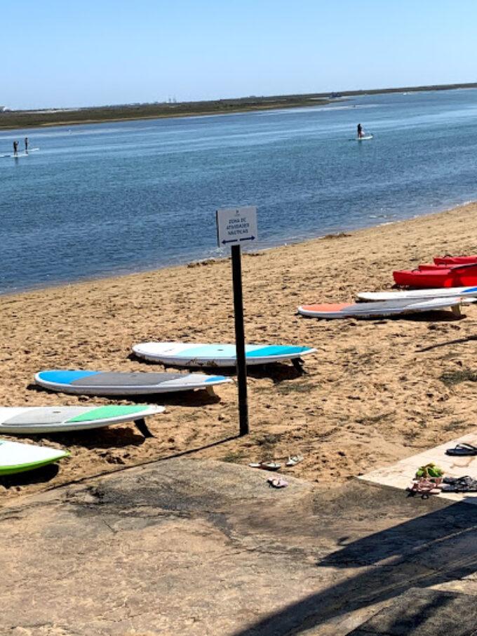 Centro Nautico Da Praia De Faro